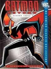 Batman Beyond Season 3 0012569811157 With Kevin Conroy DVD Region 1