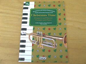 Christmas Time für Trompete uind Klavier - Weihnachtlieder leicht arrangiert