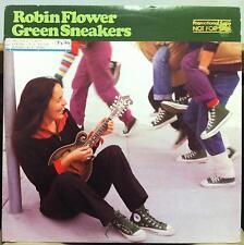 Robin Flower - Green Sneakers LP Mint- Promo FF-273 Record w/Press Sheet 1982