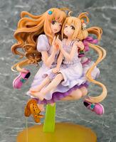 PHAT! 1/8 Scale Kirari Moroboshi & Anzu Futaba