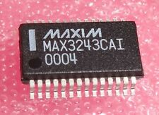 Max3243cai True +3v to +5.5v RS 232 RICETRASMETTITORE with autoshutdown