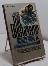 The Destroyer #15 - Murder Ward by Richard Sapir & Warren Murphy - 1st edition