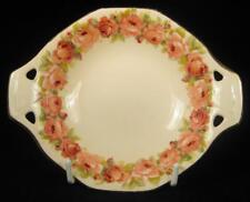 Royal Doulton Pink 'Raby Rose' Bonbon Dish 1946-59