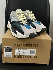 Adidas -Yeezy 700 waverunners-Solid grey-UK 8.5
