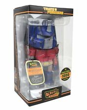Transformers Battle Ready Optimus Prime Hikari Premium Japanese Vinyl Funko 1000