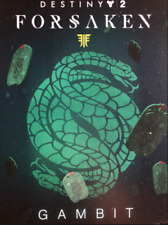 Exclusive Gamescom 2018 Destiny 2 Forsaken Gambit emblema Redemption codice