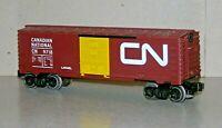 Lionel  O Gauge 9718 Canadien National Boxcar  Excellent Condition no box. NICE!