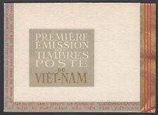 VIETNAM, 1951. Souvenir Booklet, Complete, Mint **