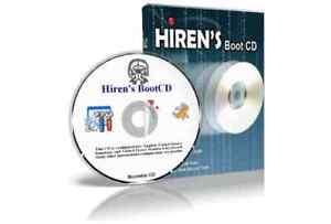 Hirens Windows 10 Password reset Boot Utility DVD PC/Laptop all makes FREE P&P