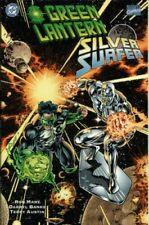 Green Lantern/Silver Surfer: Unholy Alliances #1 (1995) [Newsstand]