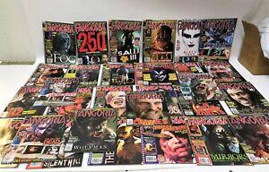 Lot of 30 Fangoria Horror Magazines #241 - #299 Missing Issues Read Description