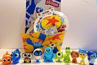 2020 Disney Pixar Minis NIP You Pick The One You Want!! Unopened!