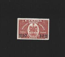 Canada 1939 Special Delivery 10c on 20c Carmin  MN H VF #E9 $20