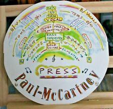 PAUL McCARTNEY - PRESS      (B57)