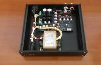 Finished R2R Decoder AD1865R NOS double parallel DAC decoder     C7-27