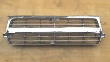 FOR TOYOTA LAND CRUISER FJ80 GRILLE FULLY CHROME W/CLIPS 1990-97 TO1200206
