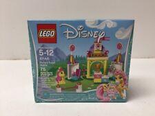NEW NIB LEGO Disney Whisker Haven Tales Petite's Royal Stable 41144 NISB