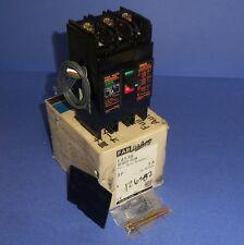FUJI ELECTRIC 220VAC 5A 3-POLE CIRCUIT BREAKER EA53B / BB3BEB-005W