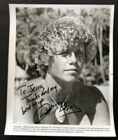 Actor Christopher Atkins Autographed Photo 1980 Blue Lagoon 1980 Columbia 8x10