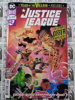 Justice League (2018) DC - #25, Scott Snyder/Jorge Jimenez, NM