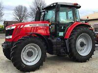 Massey Ferguson 7700 Series Tractors - Workshop Manual.