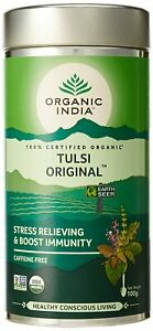 Organic India the Tulsi Original - 100 G energy booster immunity booster