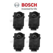 NEW Mercedes W163 W164 W203 W211 Set of 4 Parktronic Sensors In Bumper Bosch OEM