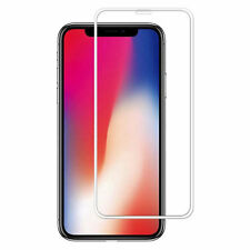 3D for Apple IPHONE XS Max 6,5 Glass Screen Protector 6D Full-Screen Panzer