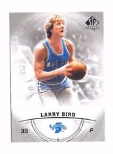 Larry Bird 2013-14 SP Authentic , Basketball Card !!