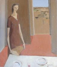 Armand PETITJEAN (1909-2004) HsP 1954 / 1955  Jeune peinture Nle Ecole de Paris