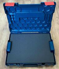Schaumeinlage für Werkzeugkoffer Sortimo L-Boxx 102, 136, 238, Koffereinlage