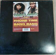 """Capone n noreaga, Bang Bang/ Phone Time 12""""vinyl"""
