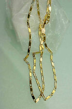 lebendig und großartig im Stil anders tolle sorten Plättchen Kette Gold günstig kaufen | eBay