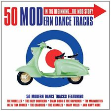 The Mod Story - In The Beginning - 50 Modern Dance Tracks (2CD 2012) NEW/SEALED