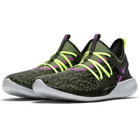 Nike Flex Contact 3 Running Shoes Black Multi-Color AQ7484-001 Men's NEW