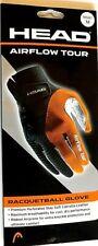 Head Amp Airflow Tour Racquetball Glove - Right Hand Medium (Rhmd) New