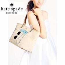 Kate Spade WEDDING BELLES SUNGLASSES PASSPORT PEARLS Tote Travel Bag FRANCIS BON
