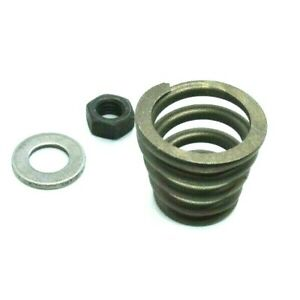 Help 03145 Exhaust Spring Washer Nut Kit - Ford Festiva Probe Mercury Tracer