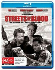 Streets Of Blood (Blu-ray, 2010)