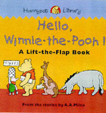 Good, Hello, Winnie-the-Pooh: A Lift-the-flap Book (Hunnypot Library), Milne, A.