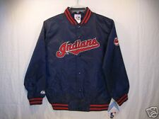 Cleveland Indians MLB Jacket Youth Medium (10/12) NEW
