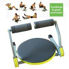 Core Bench Panca Addominali 6-1 Multifunzione Palestra Home Fitness Pieghevole