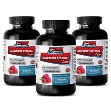 Raspberry Ketones Lean 1200mg. Metabolism Increase. Advanced Weight Loss (3 B)