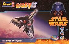REVELL EASY KIT AD INCASTRO SNAP KIT STAR WARS DROID TRI-FIGHTER  ART 06652