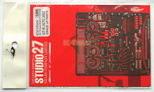 """Studio27 Nismo GT-R (34) Grade Up Parts 1/24 for Tamiya (Ätzteile) """"NEW"""" FP2474"""
