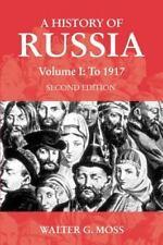 Russian, East European and Eurasian Studies: A History of Russia 2E Vol. 1 Moss