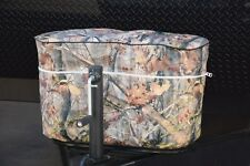 ADCO 2613 RV LP Tank Cover Game Creek Oaks Camouflage For Double 30 lb. Propane