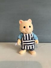 Sylvanian Families Maurice Chantilly Cat Family Figure Calico Critters Father