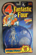 Toy Biz 1994 Marvel Fantastic Four INVISIBLE WOMAN w/Force Field