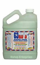 Gord's Aluminum,Chrome,Stainless,Cleaner-Polish-Sealer.Profess Strength 4-1-GAL